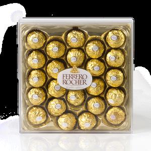 Chocolate Ferrero Rocher Diamante X24