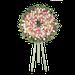 Corona Llena De Amor Rosados