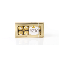 Chocolate Ferrero Rocher X8 100G