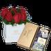 Tiffany Omoni x 9 rosas + trio Valle Lavanda