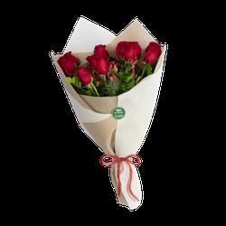 Ramo x 12 Rosas Rojas