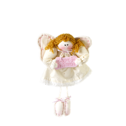 Peluche Angelita Country