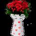 Frida en rojo