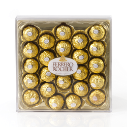 Chocolate Ferrero Rocher Diamante X24
