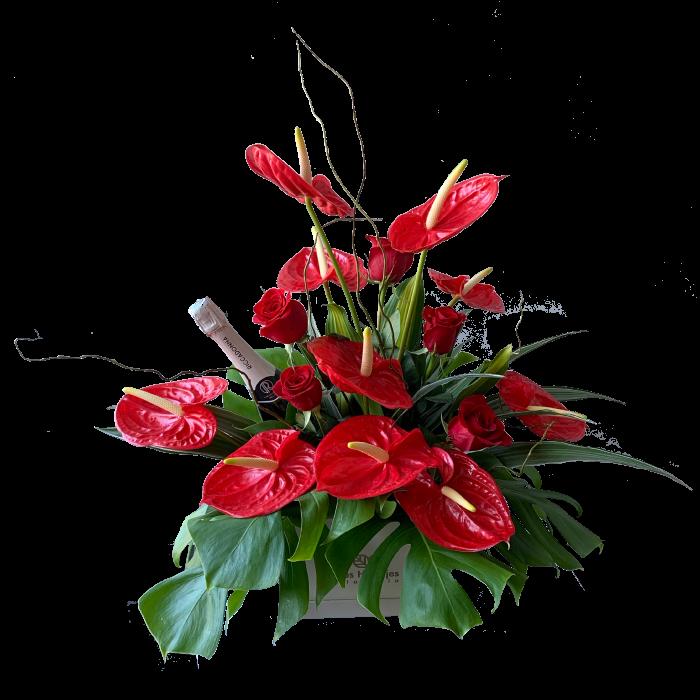 Tiffany L Tropical Festivo